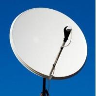 Комплект ВОСТОК 2 на 1 тв. Спутниковая антенна на один спутник установкой для подключения 1-го телевизора. Каналы без абонплаты