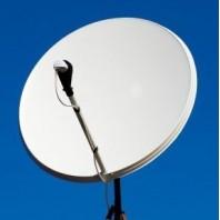 Комплект ВОСТОК на 1 тв. Спутниковая антенна на один спутник установкой для подключения 1-го телевизора. Каналы без абонплаты