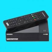 OPENBOX AS4K 2X - Спутниковый ресивер 4K ULTRA HD - ANDROID 7.0 - DVB-S2X - USB DVB-T2 - IPTV - H.265