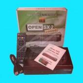 OPEN SX2 COMBO - Комбинированный спутниковый и эфирный ресивер FULL HD - DVB-S2 - DVB-T2 - IPTV - YOUTUBE - MEGOGO