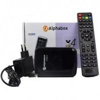 ALPHABOX X4 MICRO. Спутниковый ресивер формата Full HD