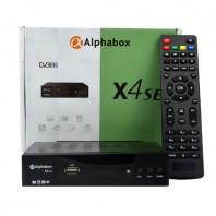 ALPHABOX X4 MINI SE. Спутниковый ресивер формата Full HD