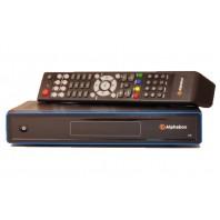 ALPHABOX X5 HD PVR. Спутниковый ресивер формата Full HD