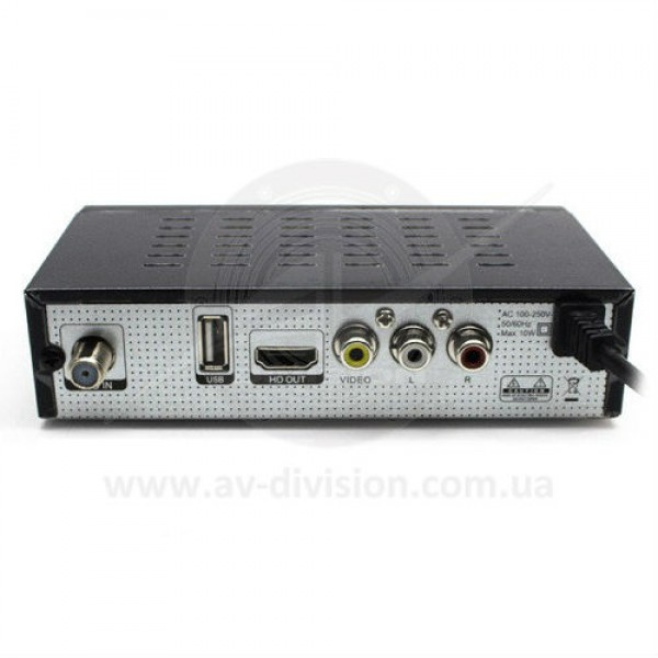 EUROSKY ES-4080 HD. Спутниковый ресивер формата Full HD c функцией записи, YouTube, MEGOGO, IPTV