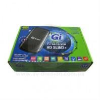 Galaxy Innovations GI HD SLIM2 PLUS. Спутниковый ресивер формата Full HD с картоприемником c функцией записи и поддержкой USB Wi-Fi, IPTV