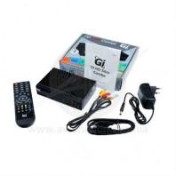 Galaxy Innovations GI HD SLIM COMBO. Комбинированный спутниковый и эфирный Т2 тюнер формата Full HD c функцией записи, IPTV, Web сервисами