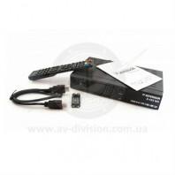 JEFERSON X-103HD CR. Спутниковый ресивер формата Full HD c картоприемником, с функцией записи, с сервисами IPTV, YouTube и др.