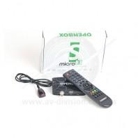 OPENBOX S3 micro. Спутниковый ресивер формата Full HD c поддержкой USB Wi-Fi