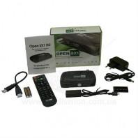 OPEN SX1 HD DOLBY AUDIO. Спутниковый ресивер формата Full HD c подержкой AC3, функцией записи, WEB сервисами