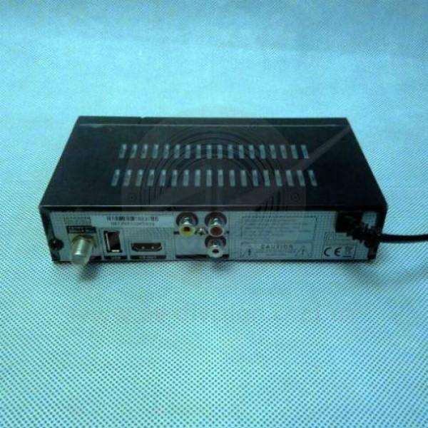LORTON S2-33. Спутниковый ресивер формата Full HD c функцией записи и YouTube