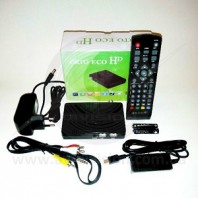 ORTO Eco HD. Спутниковый ресивер формата Full HD c функцией записи и WEB сервисов