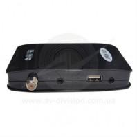 ORTO NOVIA HD. Спутниковый ресивер формата Full HD c функцией записи и поддержкой USB Wi-Fi