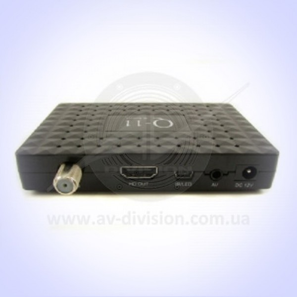 Q-SAT Q-11 HD. Спутниковый тюнер формата Full HD c функцией записи, с подключением USB Wi-Fi, просмотр IPTV, YOUTUBE