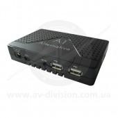 U2C A1ternativa. Спутниковый ресивер формата Full HD c функцией записи и IPTV