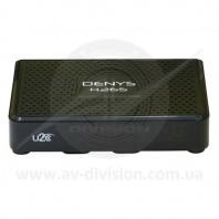 U2C  Denys H.265. Спутниковый ресивер формата Full HD c функцией записи и IPTV на ОС mini-Linux