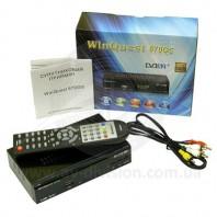 WINQUEST 670GS HD. Спутниковый ресивер формата Full HD c функцией записи, сервисом YouTube, MEGOGO