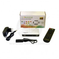 WINQUEST HD Micro Plus. Спутниковый ресивер формата Full HD c функцией записи, IPTV и поддержкой USB Wi-Fi
