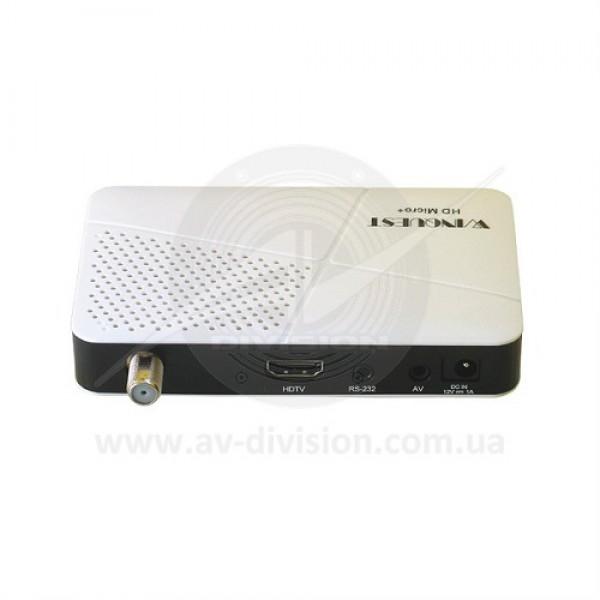 WINQUEST HD Micro +. Спутниковый ресивер формата Full HD c функцией записи, IPTV и поддержкой USB Wi-Fi