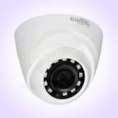 Dahua Technology DH-HAC-HDW1100RP-S3-2.8. Купольная HDCVI уличная камера видеонаблюдения