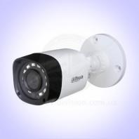 Dahua Technology DH-HAC-HFW1000R-S3-2.8. Цилиндрическая HDCVI уличная камера видеонаблюдения