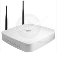 DAHUA NVR4104-W. IP видеорегистратор с Wi-Fi; 4 канала записи