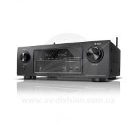 DENON AVR-X1400H. AV-ресивер 7.2 канальный, мощность 7х145 Вт, поддержка Full 4K и Ultra HD