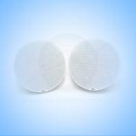 SKY SOUND FLC-088 ACTIVE+BT (цвет - белый) - Встраиваемая активная 2-х полосная акустика - Bluetooth управление