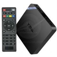 TV BOX T95N Mini M8S Pro Android 6.0. Мультимедиа приставка к телевизору формата 4К со встроенным Wi-Fi