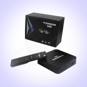 TV BOX JEFERSON V88 1/8 Gb Android 7.1.2. Мультимедиа приставка формата 4К со встроенным Wi-Fi для телевизора