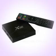 TV BOX X96 Mini S905W 1/8 Gb Android 7.1.2. Мультимедиа приставка формата 4К со встроенным Wi-Fi для телевизора