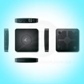 UCLAN DENYS H.265 IPTV PLUS Мультимедиа IPTV приставка для телевизора