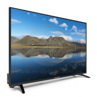 "ONKYO LED40FHD200ONST2. Телевизор LED, встроенный тюнер DVB-T/C/T2, разрешение экрана 1920 х 1080 FULL HD, диагональ экрана 40"", ОС Android 4.4, SMART TV, Wi-Fi"