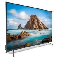 "ONKYO LED55UHD400ONST2. Телевизор LED, встроенный тюнер DVB-T/C/T2, разрешение экрана 3840 х 2160, диагональ экрана 55"", ОС Android 6.0, SMART TV, Wi-Fi"